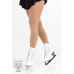 Collants Mimi Style Sans Pieds Strass